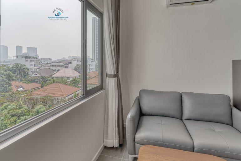 Cho thuê căn hộ dịch vụ Quận 2 loại 1 phòng ngủ, trang trí đẹp - ID D2 / 1.4 11