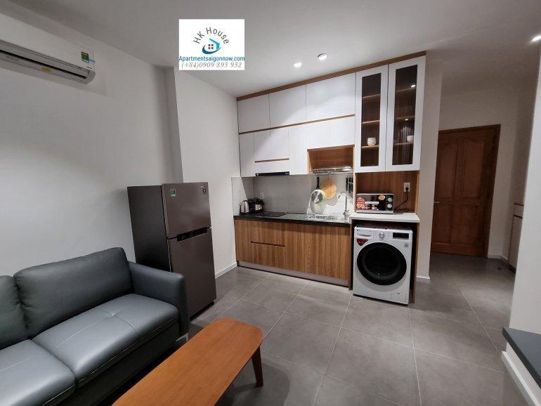 Cho thuê căn hộ dịch vụ Quận 2 loại 1 phòng ngủ, trang trí đẹp - ID D2 / 1.3 số 6