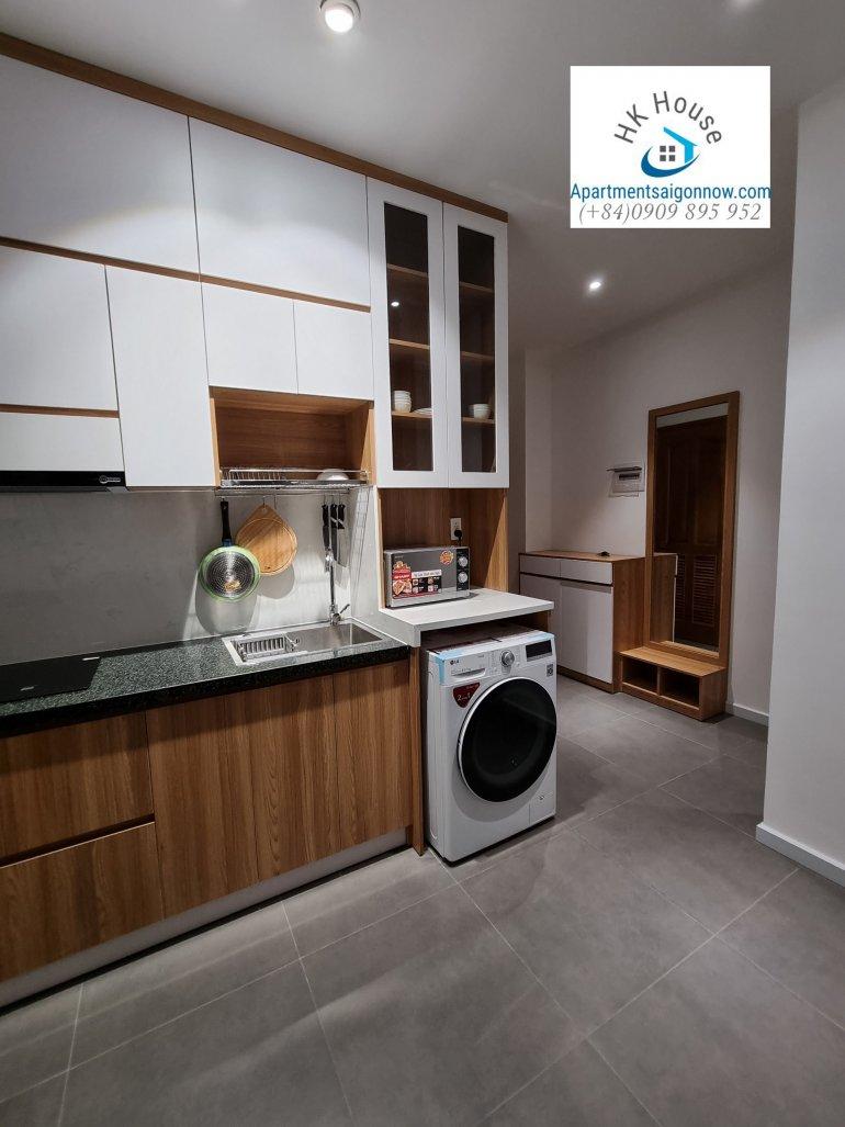 Cho thuê căn hộ dịch vụ Quận 2 loại 1 phòng ngủ, trang trí đẹp - ID D2 / 1.3 số 8