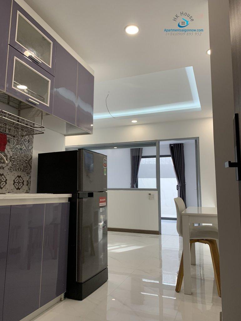 Cho thuê căn hộ dịch vụ đường 39 quận 2 thiết kế đơn giản - ID D2/ 3.2 1