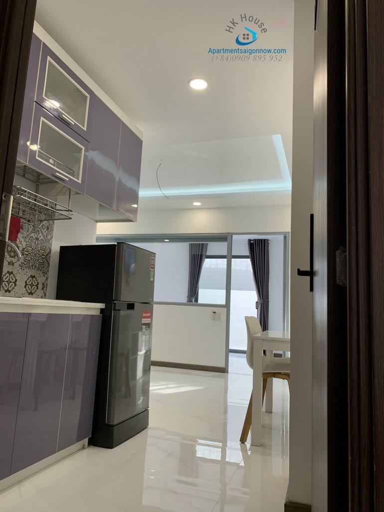 Cho thuê căn hộ dịch vụ đường 39 quận 2 thiết kế đơn giản - ID D2/ 3.2 6