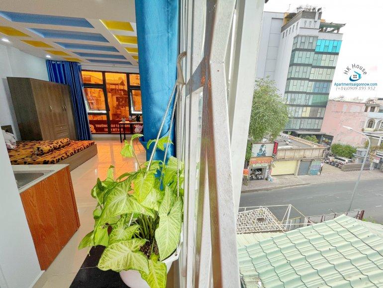 Căn hộ dịch vụ hàng tháng tại Sài Gòn TPHCM đường Nguyễn Kiệm, quận Phú Nhuận ID PN / 12.2 1