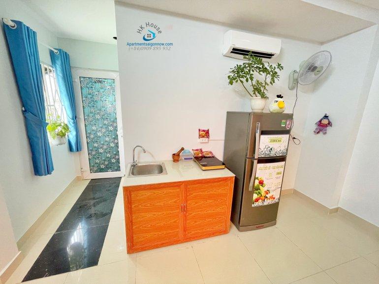 Service apartment monthly in Saigon HCMC on Nguyen Kiem street, Phu Nhuan district ID PN/12.2 2