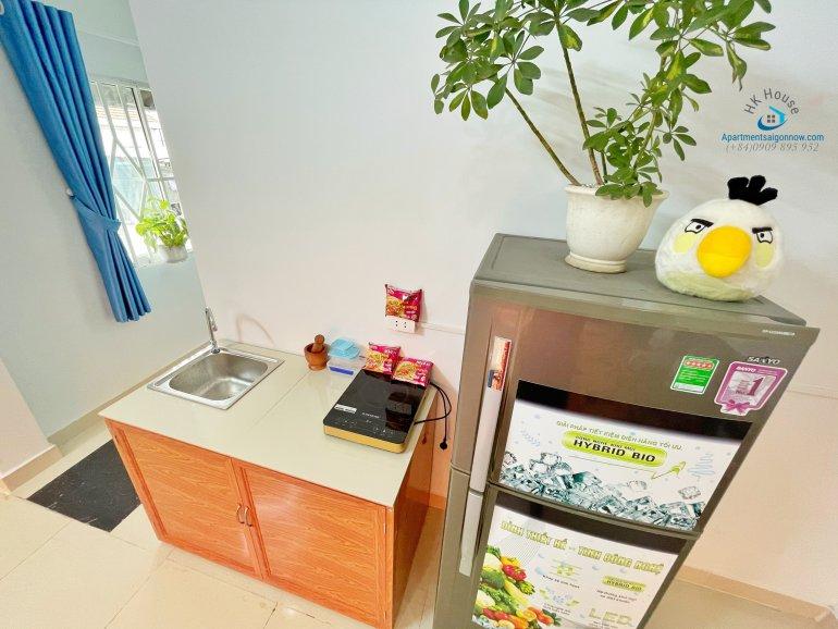 Service apartment monthly in Saigon HCMC on Nguyen Kiem street, Phu Nhuan district ID PN/12.2 5