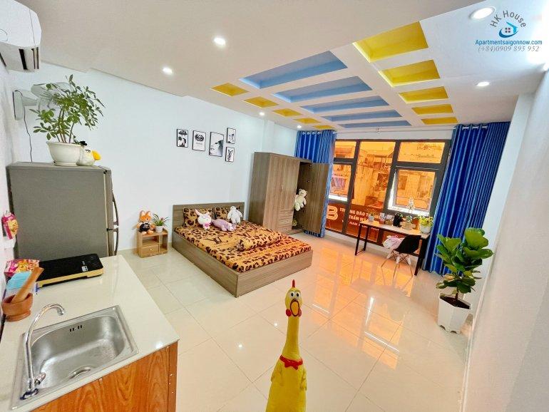 Service apartment monthly in Saigon HCMC on Nguyen Kiem street, Phu Nhuan district ID PN/12.2 6