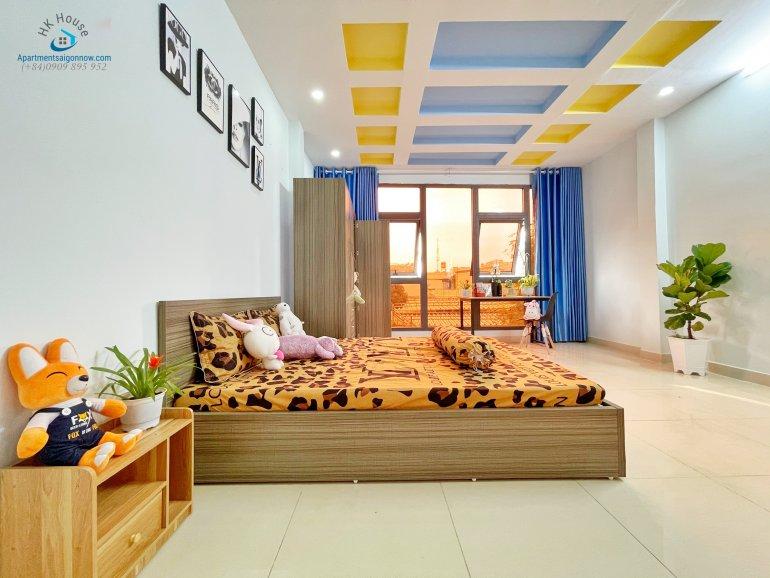 Service apartment monthly in Saigon HCMC on Nguyen Kiem street, Phu Nhuan district ID PN/12.2 7