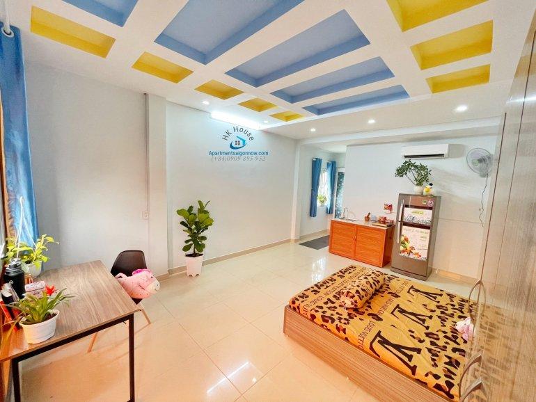 Service apartment monthly in Saigon HCMC on Nguyen Kiem street, Phu Nhuan district ID PN/12.2 10