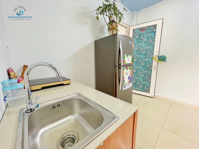 Service apartment monthly in Saigon HCMC on Nguyen Kiem street, Phu Nhuan district ID PN/12.1 2