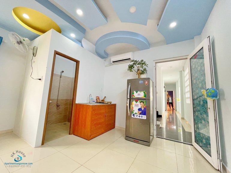 Service apartment monthly in Saigon HCMC on Nguyen Kiem street, Phu Nhuan district ID PN/12.1 5