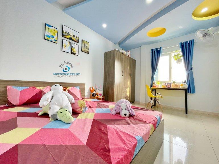 Căn hộ dịch vụ hàng tháng tại Sài Gòn TPHCM đường Nguyễn Kiệm, quận Phú Nhuận ID PN / 12.1 8