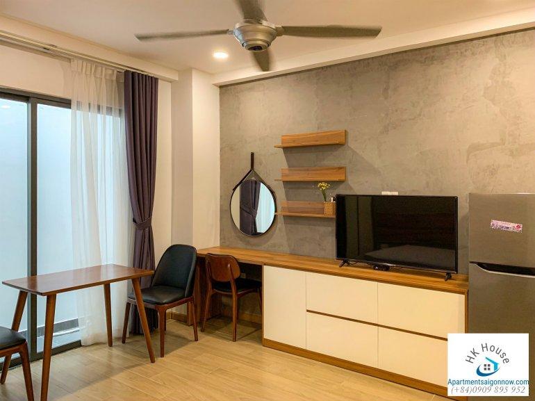 Serviced apartment in Binh An ward District 2 ID D2/36.102 part 1