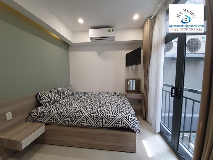 Serviced apartment on Tran Ke Xuong street in Binh Thanh district ID BT/6.1 part 1
