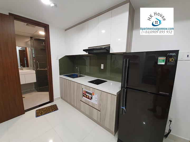 Serviced apartment on Tran Ke Xuong street in Binh Thanh district ID BT/6.2 part 1