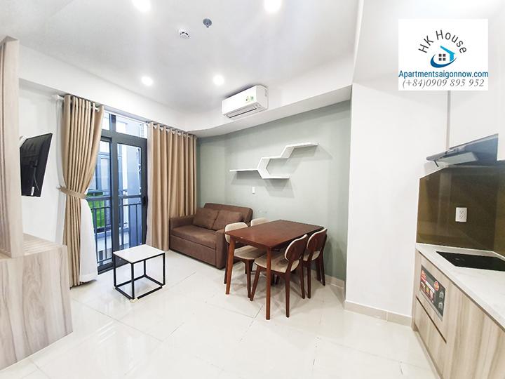 Serviced apartment on Tran Ke Xuong street in Binh Thanh district ID BT/6.3 part 1